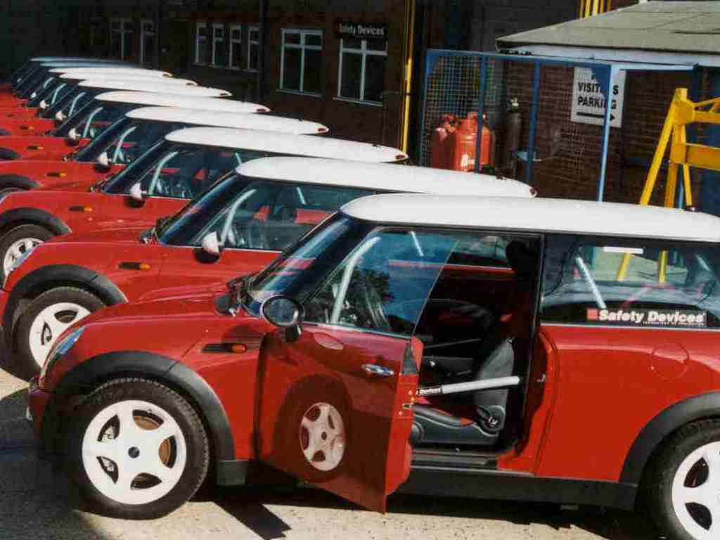Mini Cooper Dealers >> Motorsport Roll Cages, Roll Cage for Motorsport | Safety Devices – Experts in Automotive Safety ...