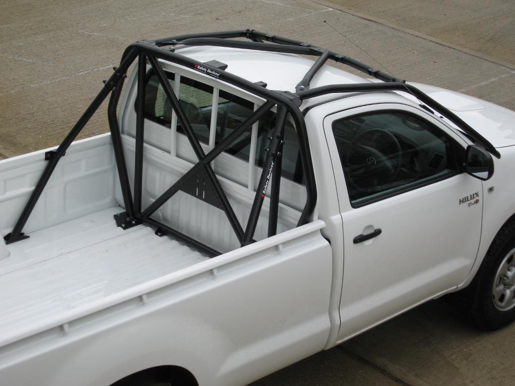 Roll Over Protection Systems For Fleet Vehicles Safety