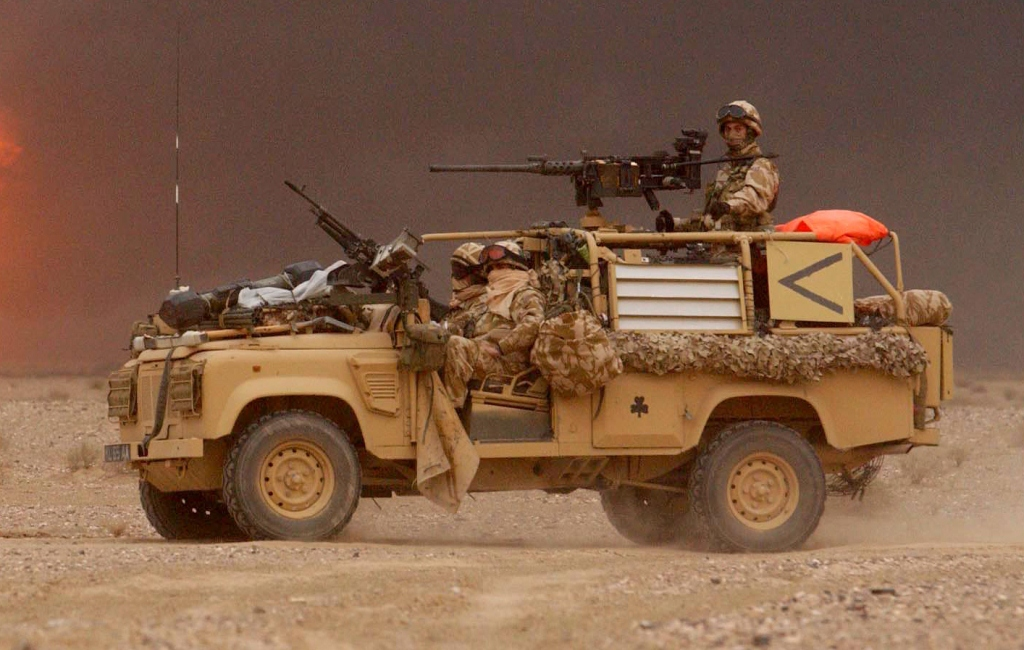 Military Rops And Roll Over Protection Systems Safety