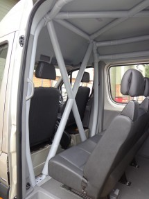 Safety Devices are exhibiting at Mercedes-Benz Van Experience Live 2014