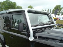 Roll cage installations available from Safety Devices