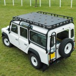 Winner of a free Safety Devices Explorer roof rack announced!