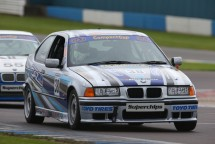 Gaz Shocks BMW Compact Cup, Donington
