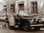 Winston Churchill's Land Rover Series 1 sells for £129,000 at auction