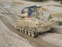 BAE Systems and Safety Devices collaborate on Scimitar 2 CVR(T) project
