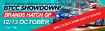 Win 2 weekend tickets to the BTCC Showdown, Brands Hatch GP, 12th and 13th October 2013!