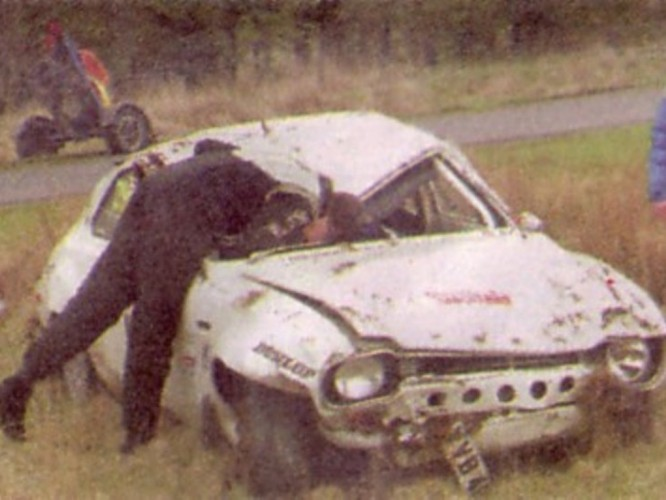 Ford Escort Mk1 6 Point Bolt In Roll Cage Safety Devices
