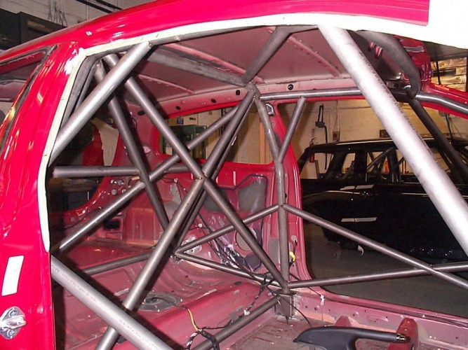 honda civic ep hatchback weld  roll cage safety devices experts  automotive safety