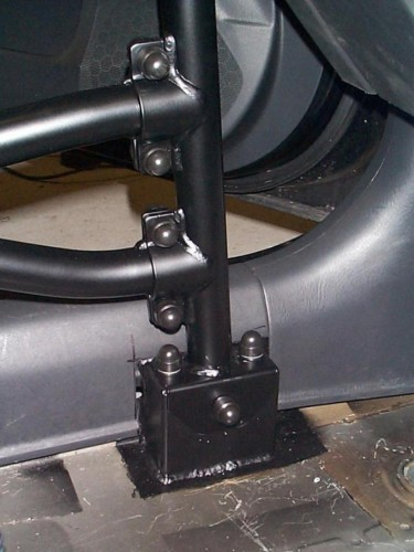 Honda Civic EP3 Multi Point Bolt-in Roll Cage | Safety Devices – Experts In Automotive Safety ...