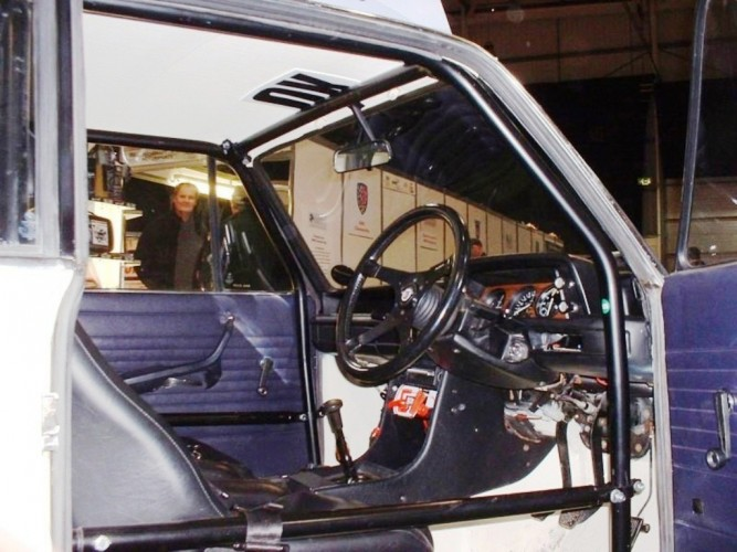 Bmw 1502 Saloon 6 Point Bolt In Roll Cage Safety Devices