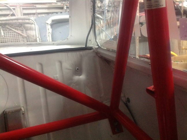 Rover Classic Mini Multi Point Bolt In Roll Cage Safety