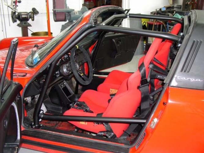 Porsche 911 Classic Targa 1968 1989 6 Point Bolt In Roll
