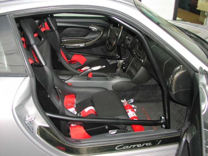 Porsche 911 997 Sunroof Se Usa Spec 6 Point Bolt In Roll