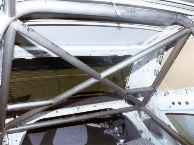Subaru Impreza Gc8 Wrx Turbo Sti Weld In Roll Cage