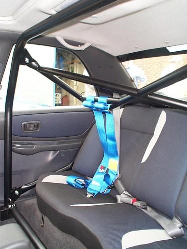 Subaru Impreza Gc8 1st Generation Safety Devices