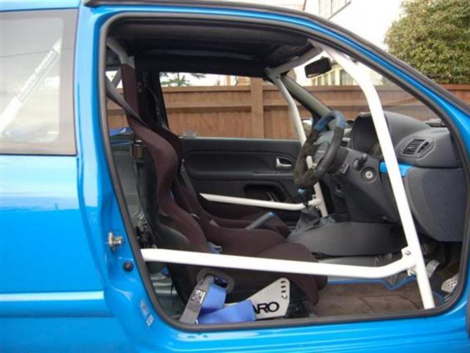 Renault Clio Mk2 Including Sport  Rs 172 And 182  6 Point