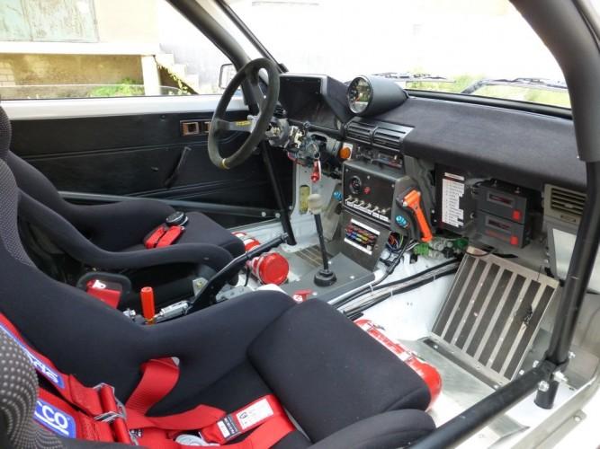 Toyota Starlet Kp60 Hatchback 6 Point Bolt In Roll Cage