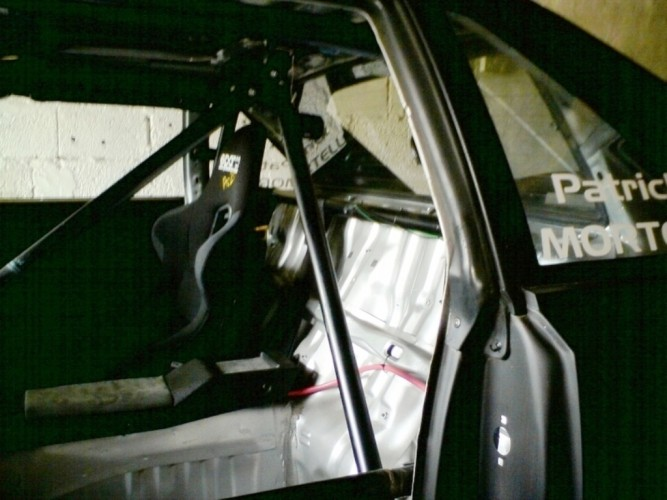 Toyota Mr2 W10 Mk1 4 Point Bolt In Roll Cage Safety