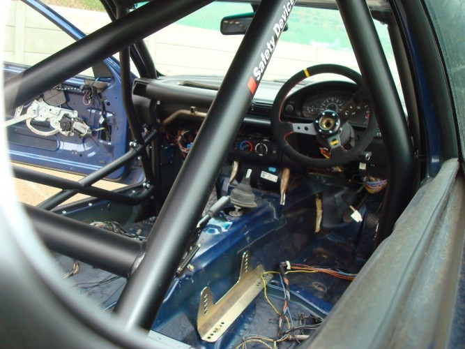 on Bmw Z3 Roll Cage