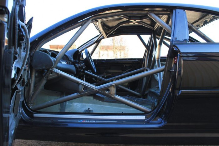 Bmw 3 Series E46 Coupe Weld In Roll Cage Safety Devices