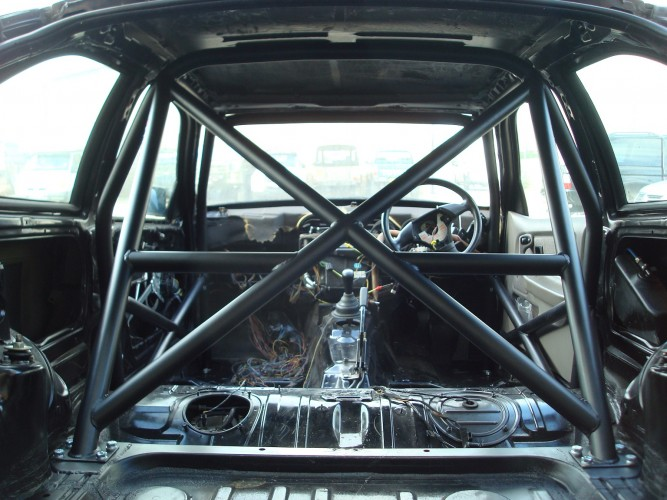 Bmw 3 Series E36 Compact 6 Point Bolt In Roll Cage