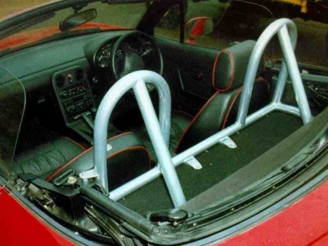 Mazda Mx5 Mk2 Nb Style Bar Safety Devices Experts In