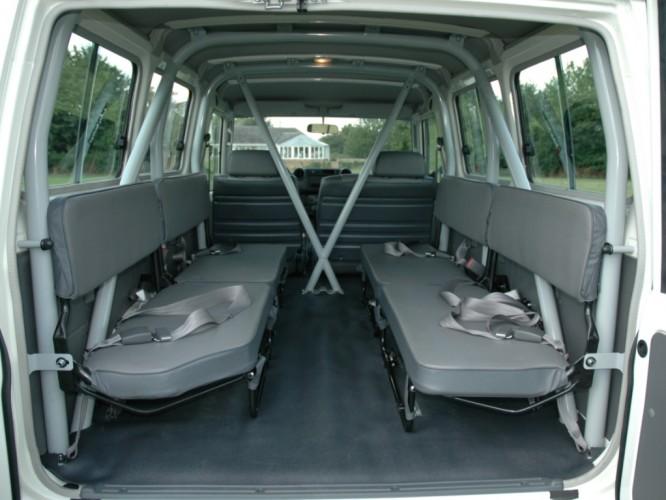 Toyota Land Cruiser Hzj 78 Station Wagon Multi Point Bolt