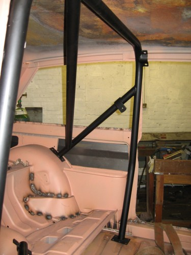 Hillman Imp Pre 1969 Vehicles 6 Point Bolt In Roll Cage