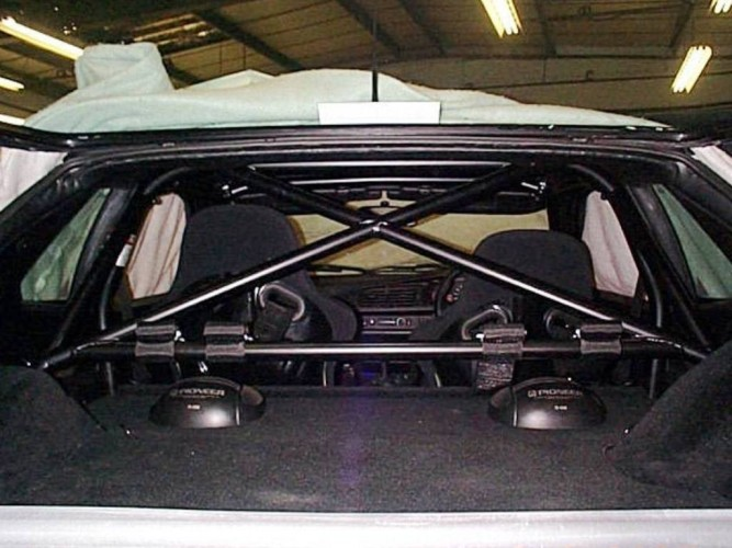 Land Rover Dealer >> Porsche 944 Sunroof 6 Point Bolt-in Roll Cage   Safety ...