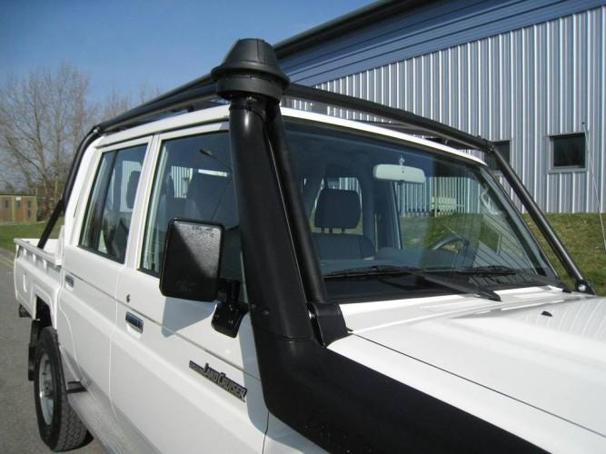 Toyota Land Cruiser Hzj 79 Double Cab Pick