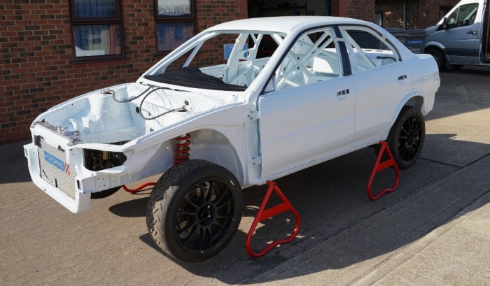 Mitsubishi Lancer Evo 6 Weld In Roll Cage Safety Devices