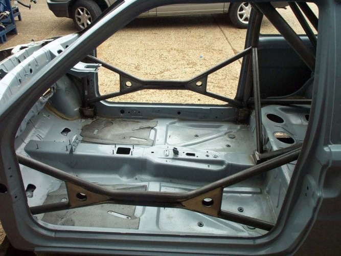Peugeot 106 Weld In Roll Cage Safety Devices Experts