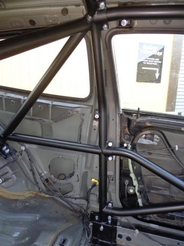 90 civic hatchback roll cage