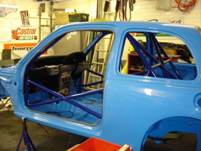Nissan Micra Bolt In Roll Cage
