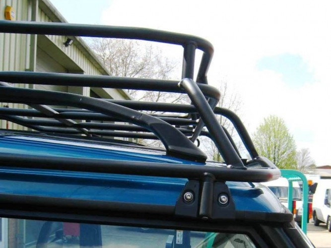 Land Rover Discovery 1 With Roof Rails Roof Rack Gutter