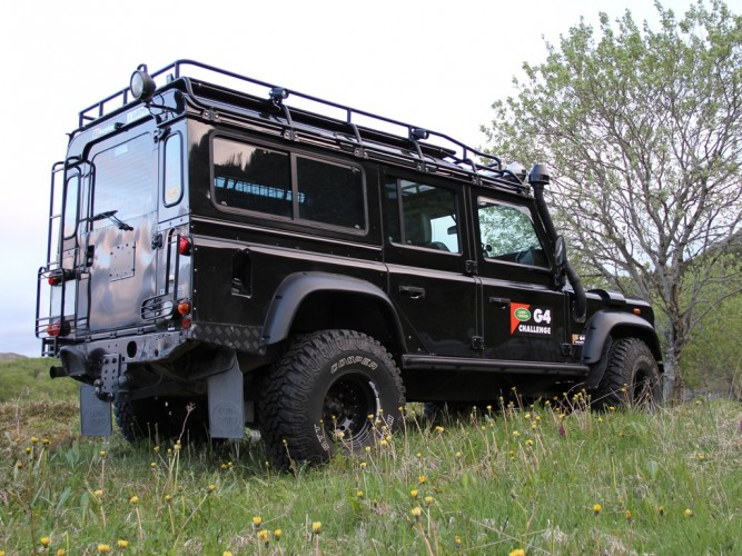Land Rover Expedition Roof Racks Safety Devices Autos Post