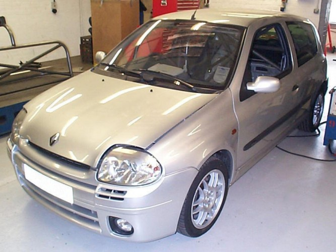 Renault Clio Mk2 Including Sport  Rs 172 And 182  Multi