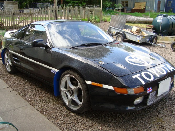 Toyota Mr2 W20 Mk2 6 Point Bolt In Roll Cage Safety