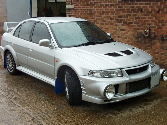 Mitsubishi Lancer EVO 6 6 Point Bolt-in Roll Cage | Safety Devices ...