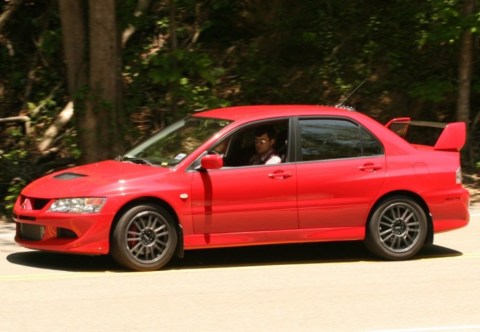 Mitsubishi Lancer Evo 8 6 Point Bolt In Roll Cage Safety