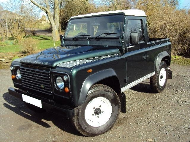 land rover defender 90 puma pickup weld in roll cage safety devices experts in automotive. Black Bedroom Furniture Sets. Home Design Ideas