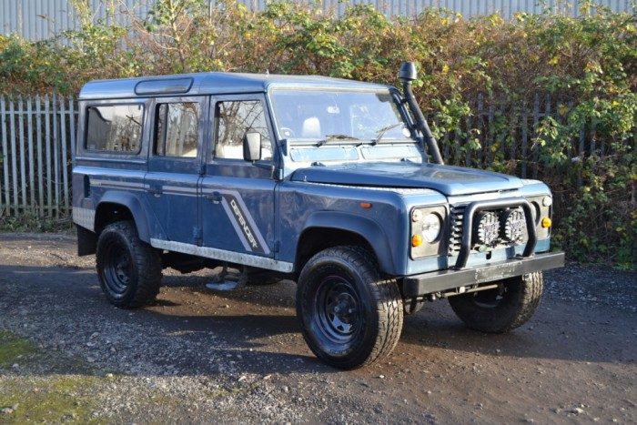 Land Rover Defender 110 200Tdi Station Wagon Multi Point