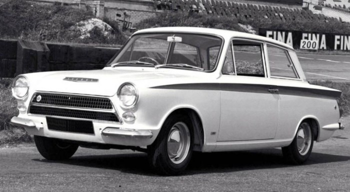 Ford Cortina Mk1 6 Point Bolt In Roll Cage Safety