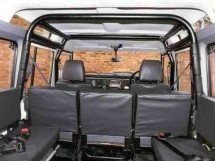 Land Rover Defender 110 300Tdi Station Wagon 4 Point Bolt-in Roll Cage