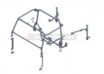 Land Rover Defender 90 200Tdi Station Wagon Multi Point Bolt-in Roll Cage