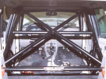 Land Rover Freelander 1 Station Wagon Multi Point Bolt-in Roll Cage