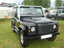 Land Rover Defender 130 Td5 Station Wagon Style Bar
