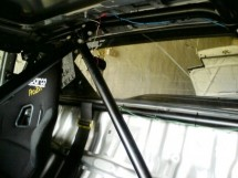 Toyota MR2 W10 Mk1 4 Point Bolt-in Roll Cage