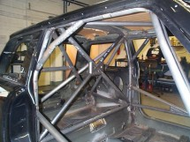 BMW Mini R50/53 Hatchback Weld In Roll Cage