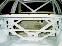 Mitsubishi Lancer EVO 5 Weld In Roll Cage